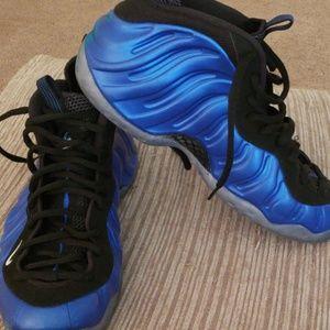 Nike foamposite one shoes sz 10.5